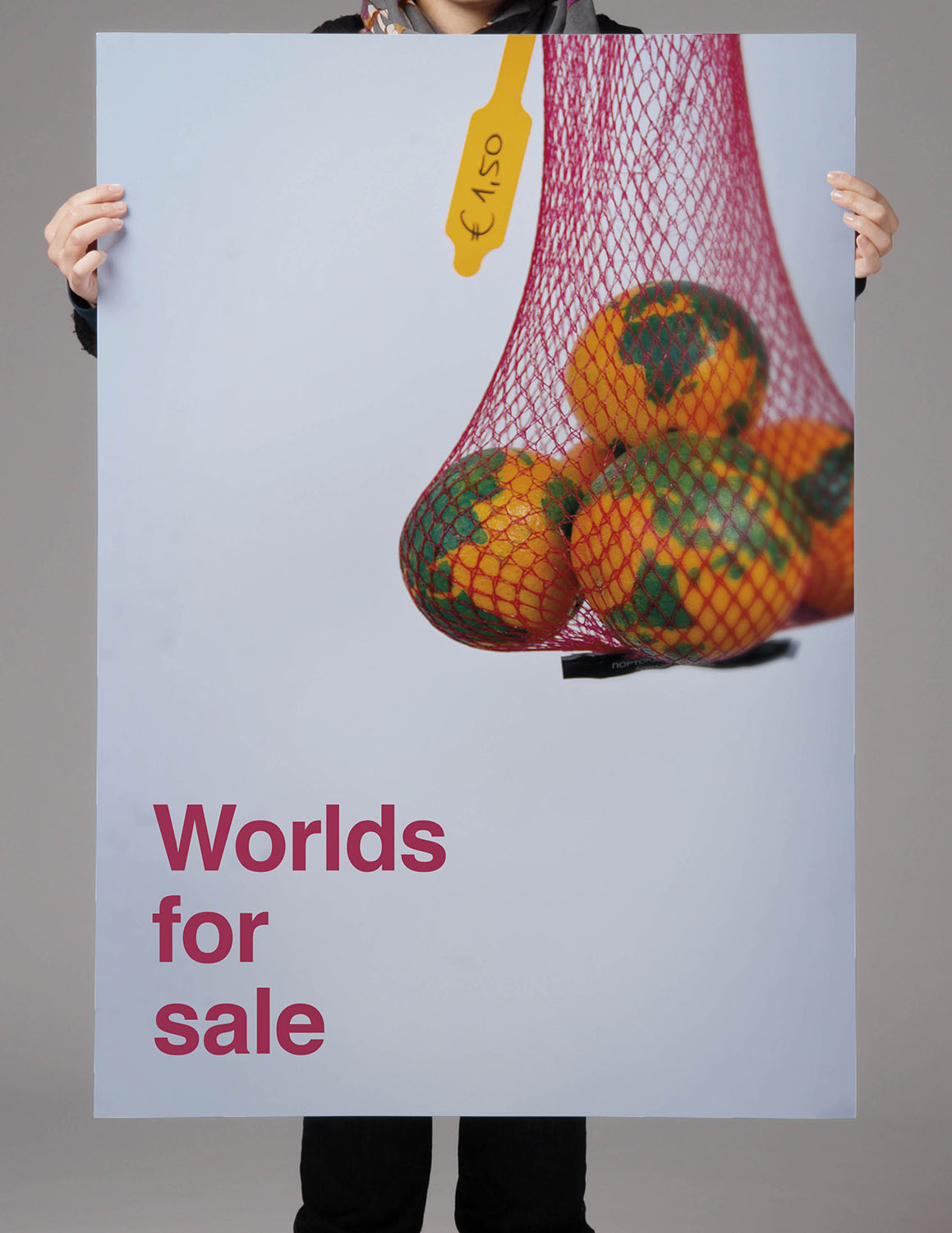 Plakate Worlds for sale